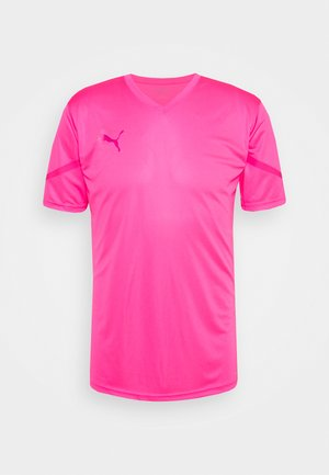 TEAMFLASH - Camiseta estampada - fluo pink