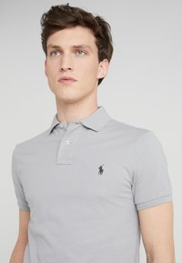 Polo Ralph Lauren - SLIM FIT MODEL  - Polo - soft grey - 4