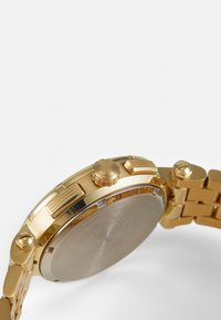 Versace Watches - GRECA - Chronograph watch - gold-coloured/black - 2