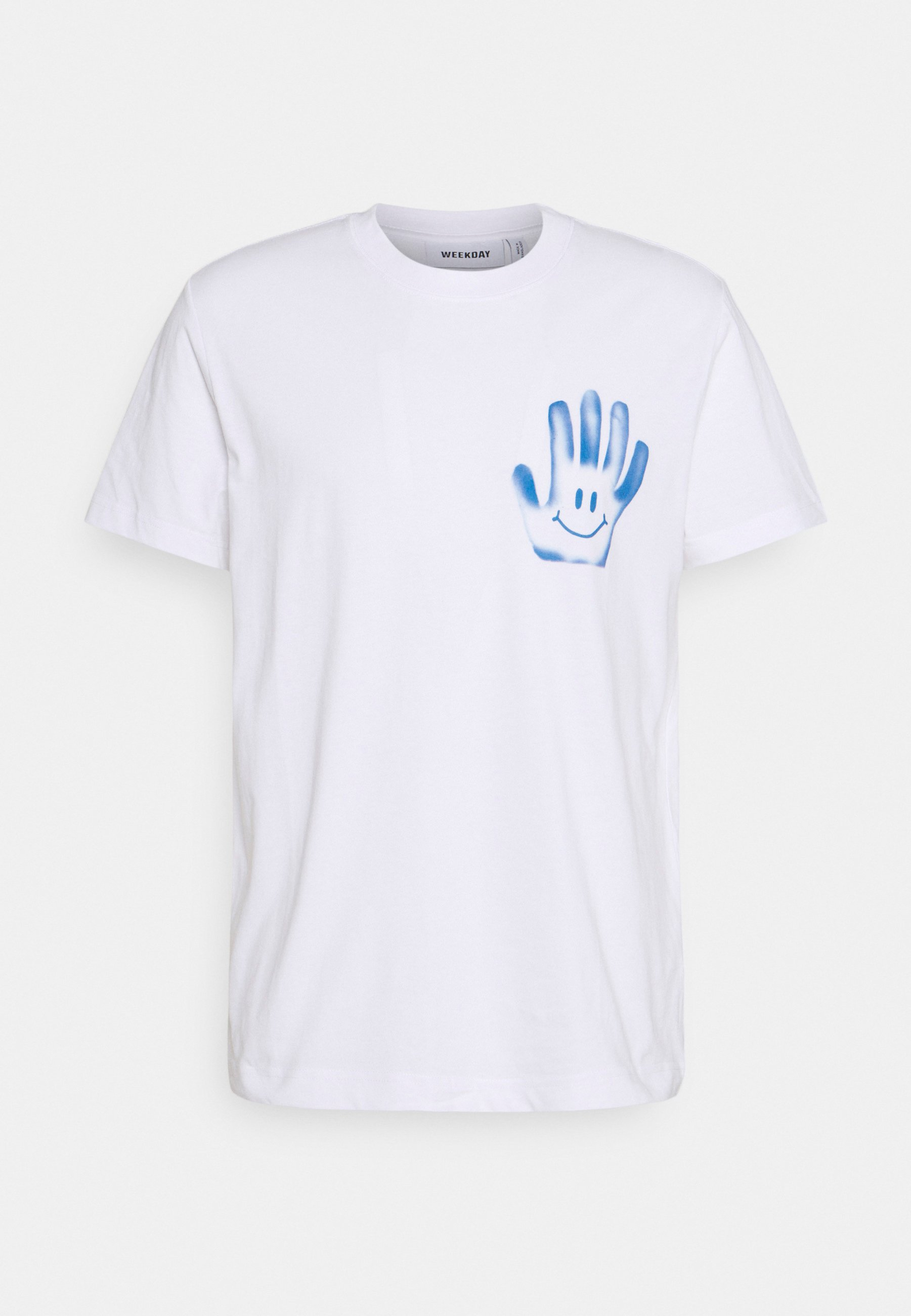 Women EXCLUSIVE UNISEX  - Print T-shirt - white
