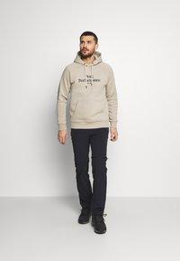 Peak Performance - ORIGINAL HOOD - Sweatshirt - celsian beige - 1