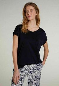 Oui - Print T-shirt - nightsky - 0