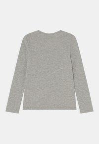 IKKS - TEE - Long sleeved top - gris chiné moyen - 1