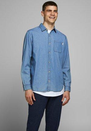 JJTED  - Shirt - light blue denim