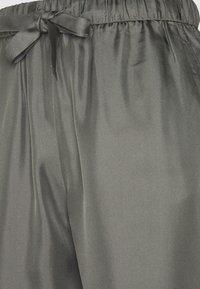 Filippa K - NEA TROUSER - Trousers - green grey - 2