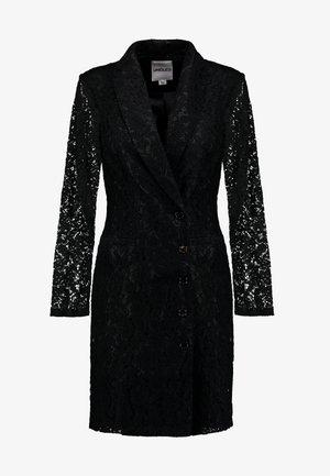 TAILORED DRESS - Juhlamekko - black