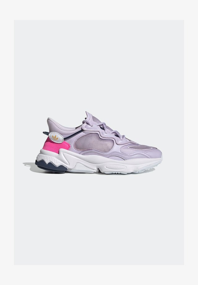 OZWEEGO LITE W - Sneakersy niskie - purple