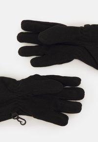 LEGO Wear - GLOVE UNISEX - Gloves - black - 1
