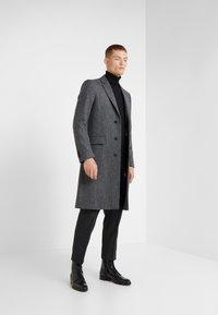 Tiger of Sweden - COLTMAR - Classic coat - grey melange - 0