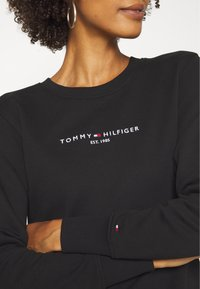 Tommy Hilfiger - REGULAR - Mikina - black - 4