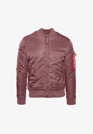 Bomber Jacket - dusty pink (133009-60)