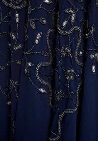 Lace & Beads - EELIA MIDI DRESS - Robe de soirée - navy - 6