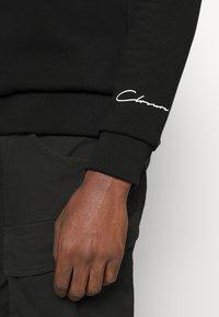 CLOSURE London - GLOBAL CREWNECK - Sweatshirt - black - 5