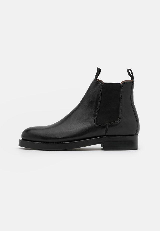 LONGTON - Classic ankle boots - black
