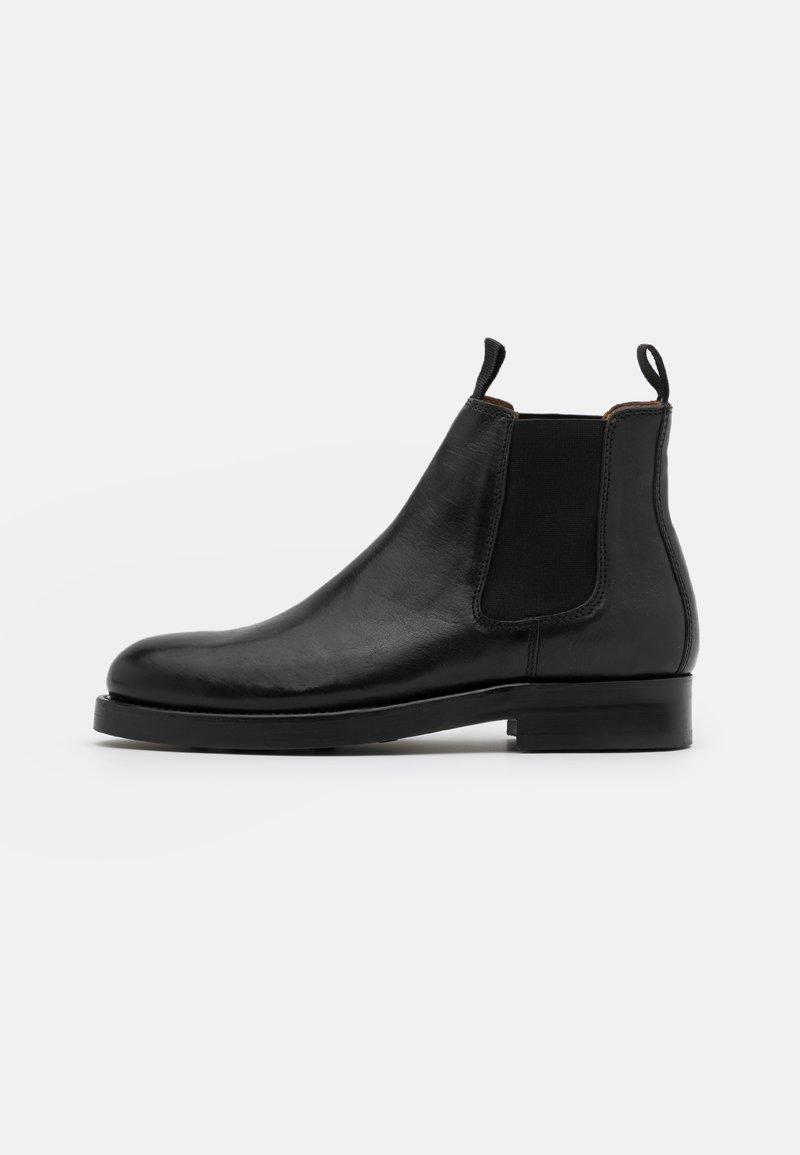 Belstaff - LONGTON - Kotníkové boty - black