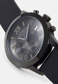 Guess - Chronograph watch - black - 4