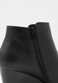 Wallis - ASTONISH - Ankle boots - black - 2