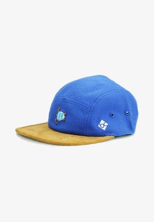 SCHILDKRÖTERL - Cap - blau
