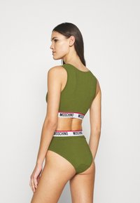 Moschino Underwear - Body - military green - 2
