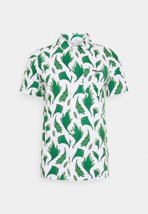 NFF NIGERIA  - Camicia - white