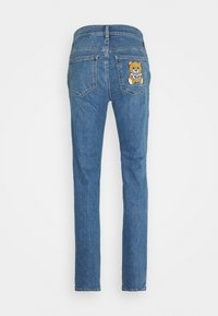 MOSCHINO - TROUSERS - Slim fit jeans - blue - 6
