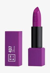 3ina - THE LIPSTICK - Lipstick - 437 rich purple - 0