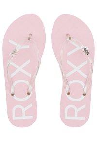 Roxy - VIVA JELLY - T-bar sandals - pink - 1
