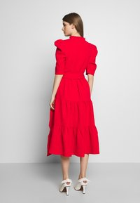 Hofmann Copenhagen - CIARA - Koktejlové šaty/ šaty na párty - fiery red - 2