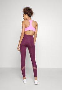 Even&Odd active - Leggings - purple - 2