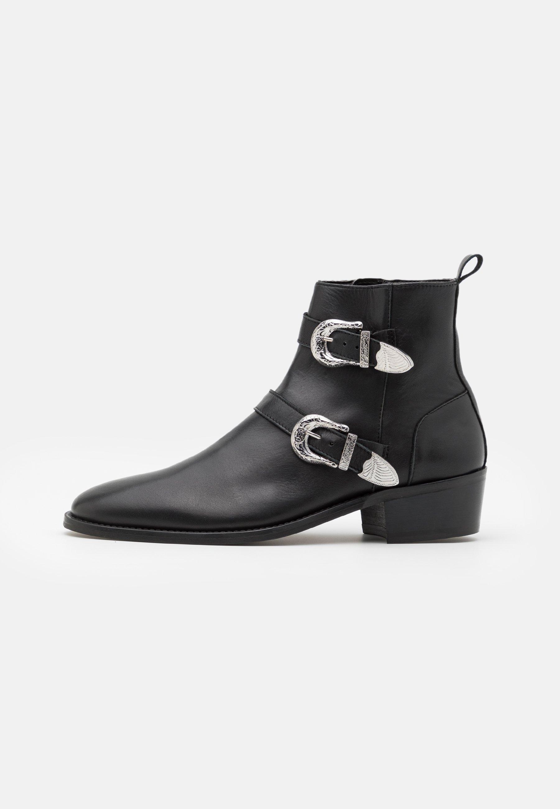 Men HOMBRE CUBAN - Cowboy/biker ankle boot