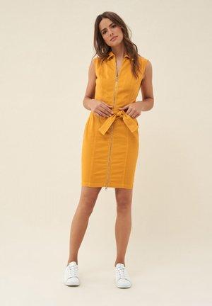 Shift dress - gelb_4045