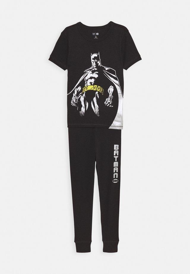 BOY BATMAN SET - Pyjama set - clean coal