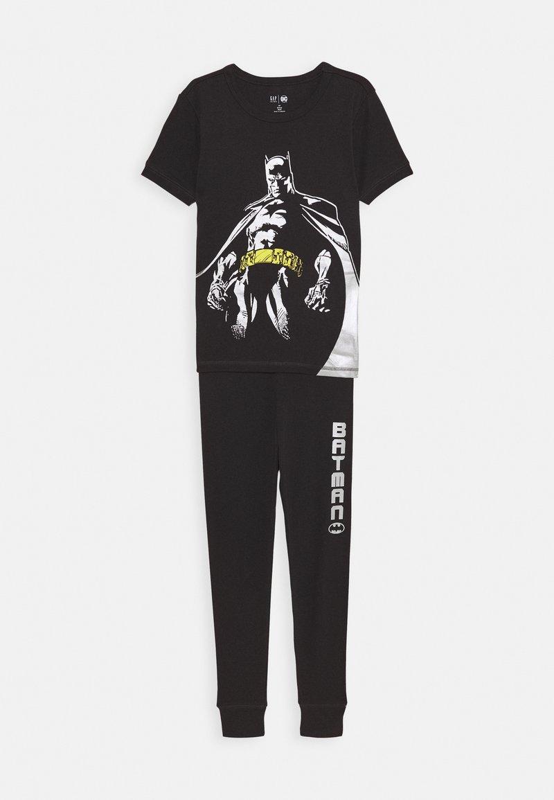 GAP - BOY BATMAN SET - Pijama - clean coal