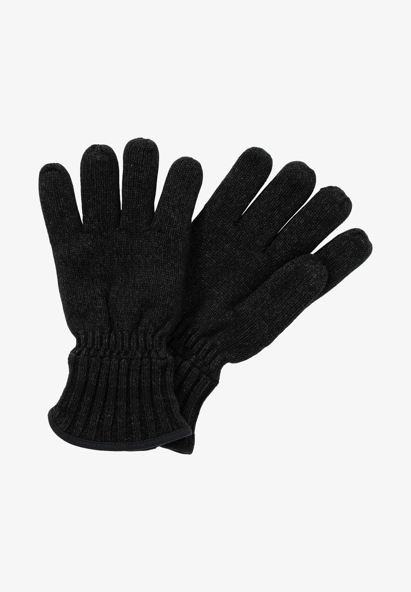 camel active - Gloves - black