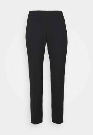 HEBINA - Trousers - black
