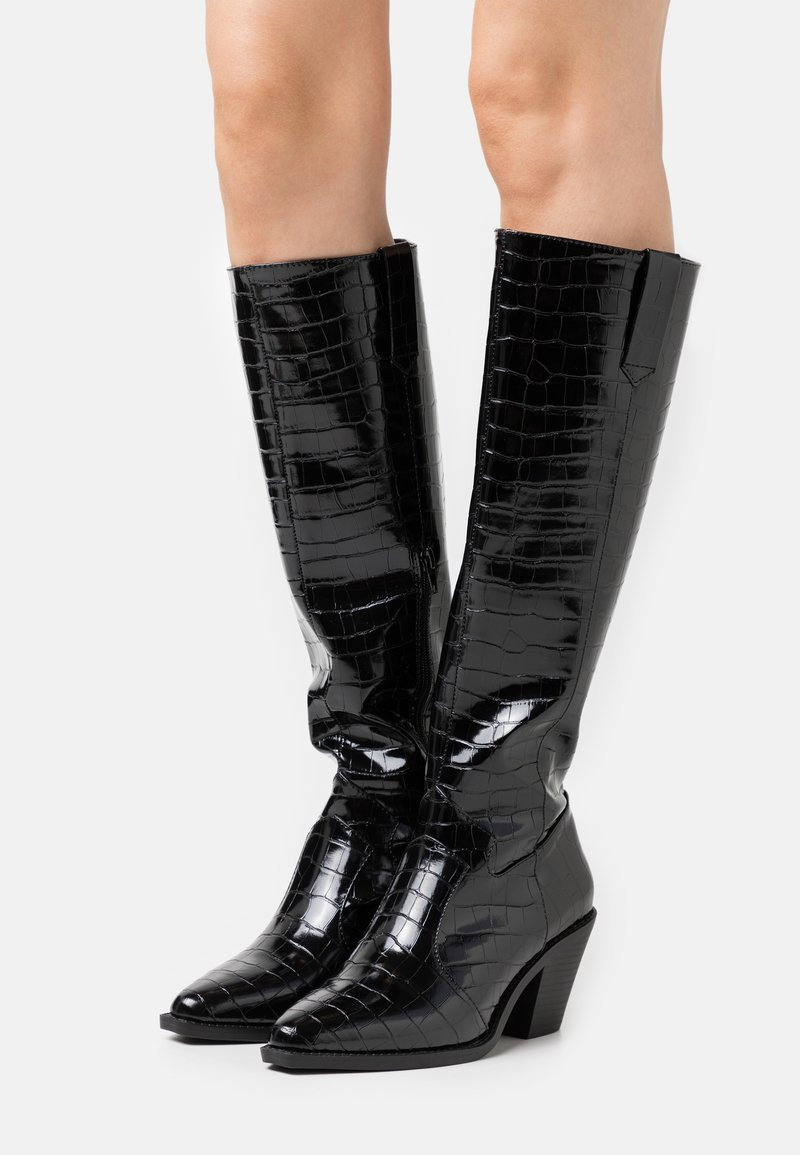 Glamorous - Laarzen - black