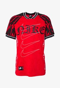 Nike Sportswear - TREND TOP EVIL - T-shirt con stampa - university red - 4