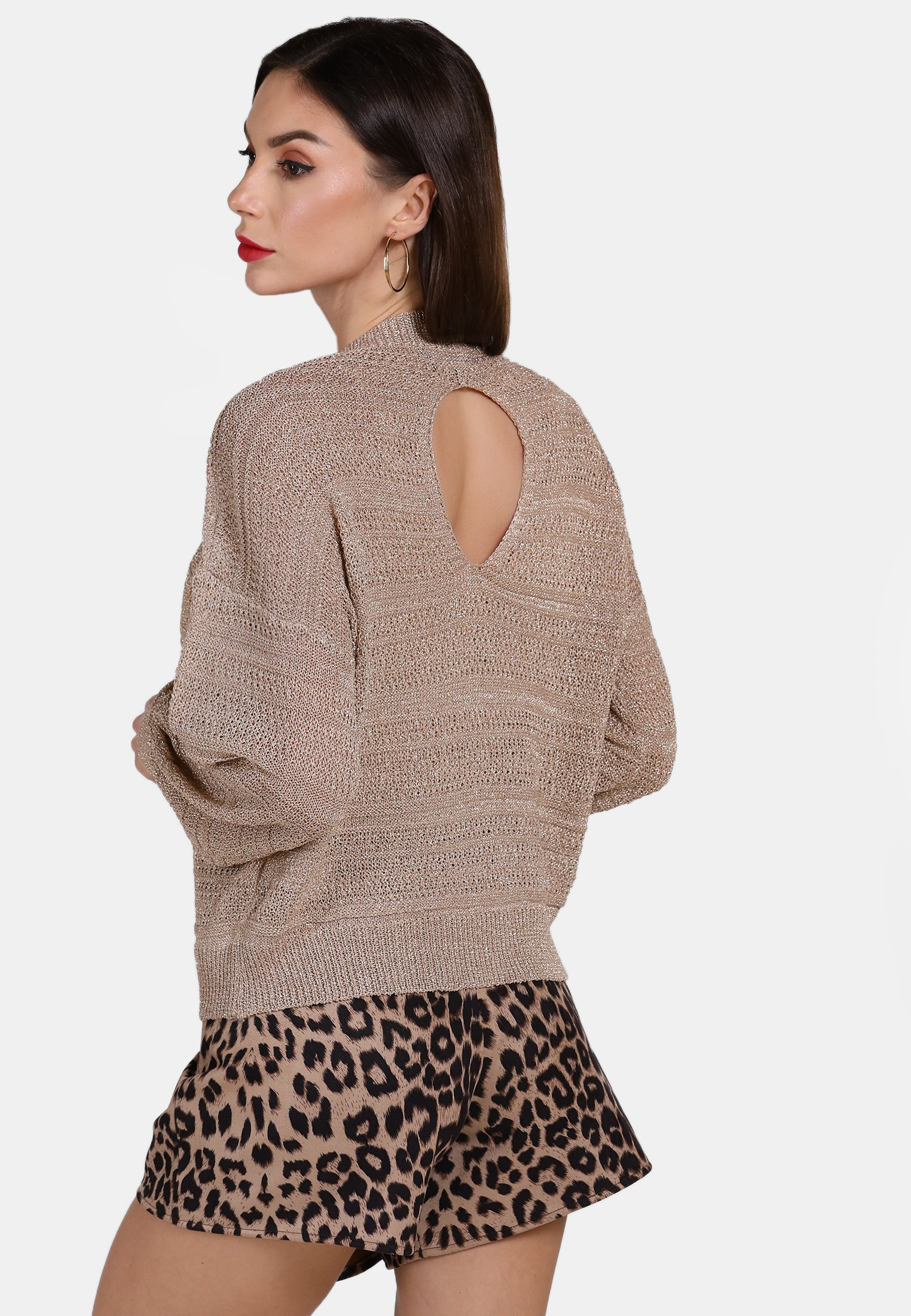 faina Pullover - gold - Pulls & Gilets Femme 0wc89