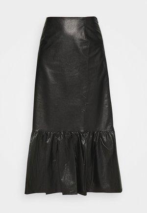 WREN SKIRT - A-line skirt - schwarz