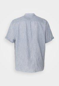Shine Original - STRIPED STRUCTURE SHIRT - Shirt - navy - 1