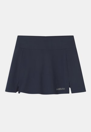 CLUB BASIC  - Sports skirt - dress blue