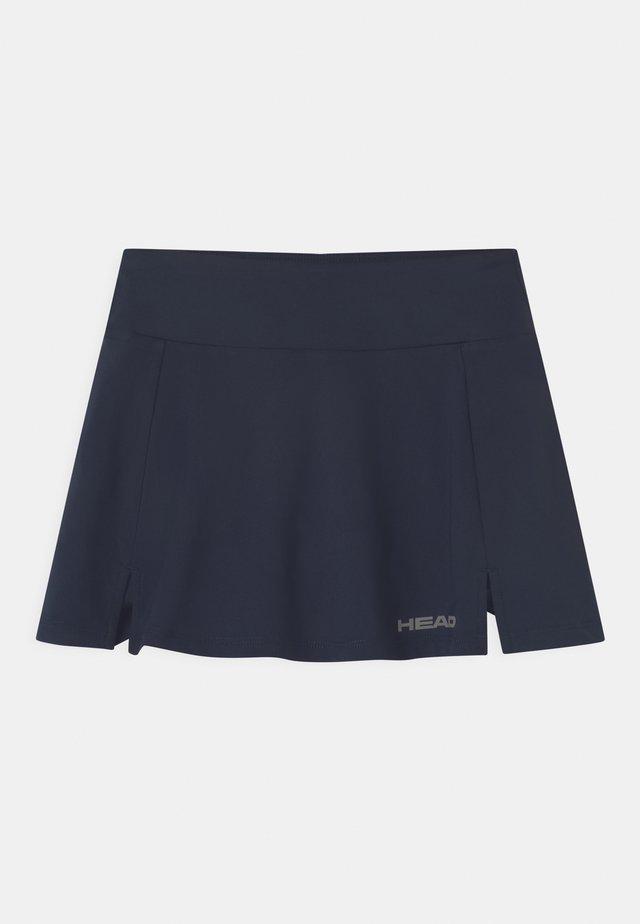 CLUB BASIC  - Sportovní sukně - dress blue