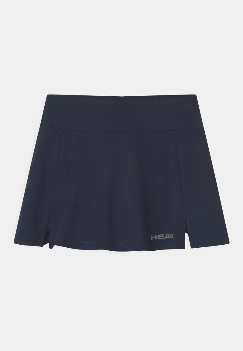 Head - CLUB BASIC  - Sports skirt - dress blue