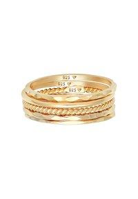 Elli - 5 SET - Ring - gold - 3