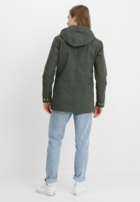 REVOLUTION - LIGHT - Summer jacket - army - 2