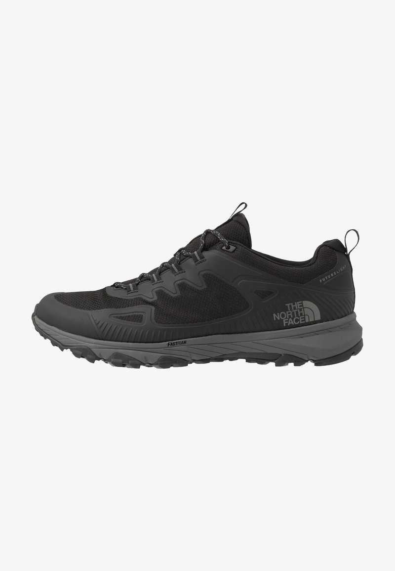The North Face - Hiking shoes - black/zinc grey