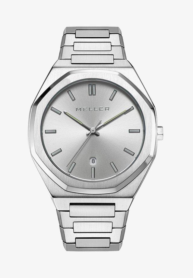 DAREN - Orologio - all silver