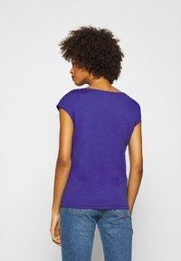 Anna Field - Basic T-shirt - clematis blue - 2