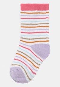 Cotton On - CREW 3 PACK - Socks - pink - 1