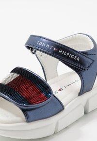 Tommy Hilfiger - Sandales - blue - 2